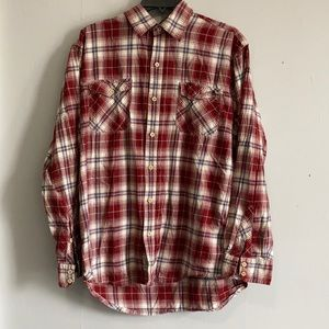 Timberland Size Large Button Down Top